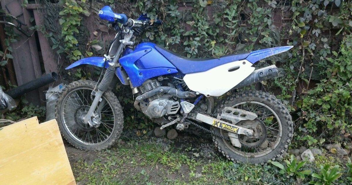 2007 Yamaha TTR 125 LW