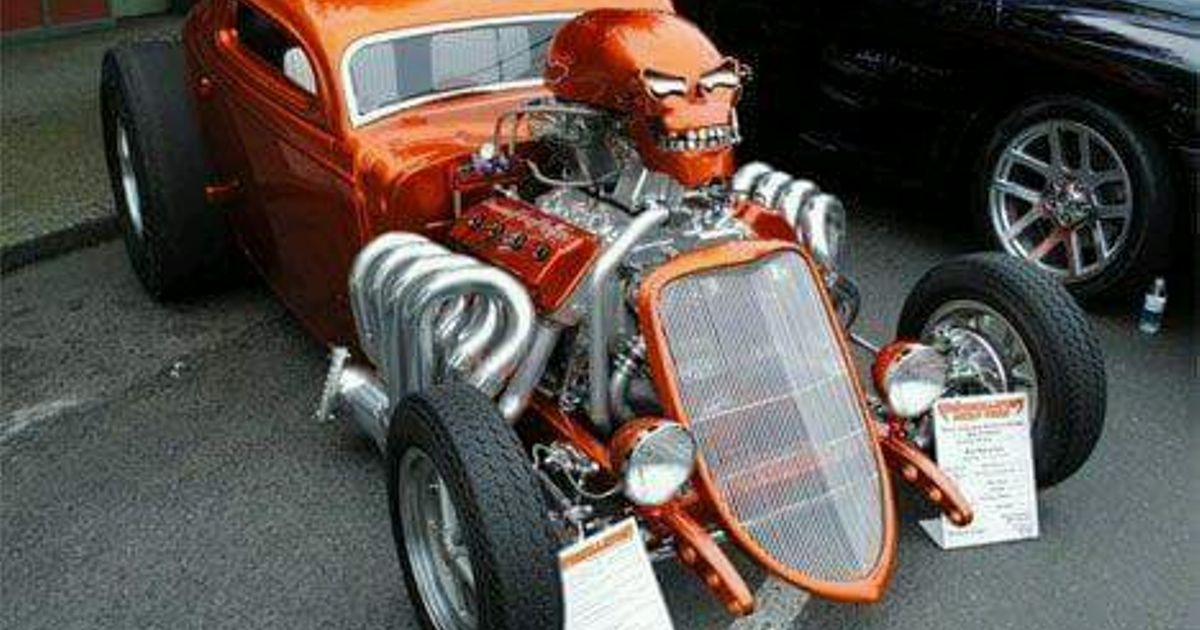 I Will Start My Hemi Day Off With The Achmed Mobile Mopar
