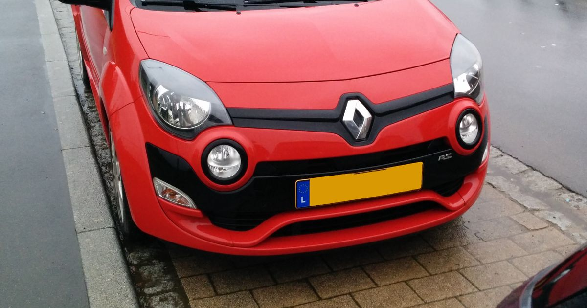 2013 Renault Twingo 2 Rs Phase 2