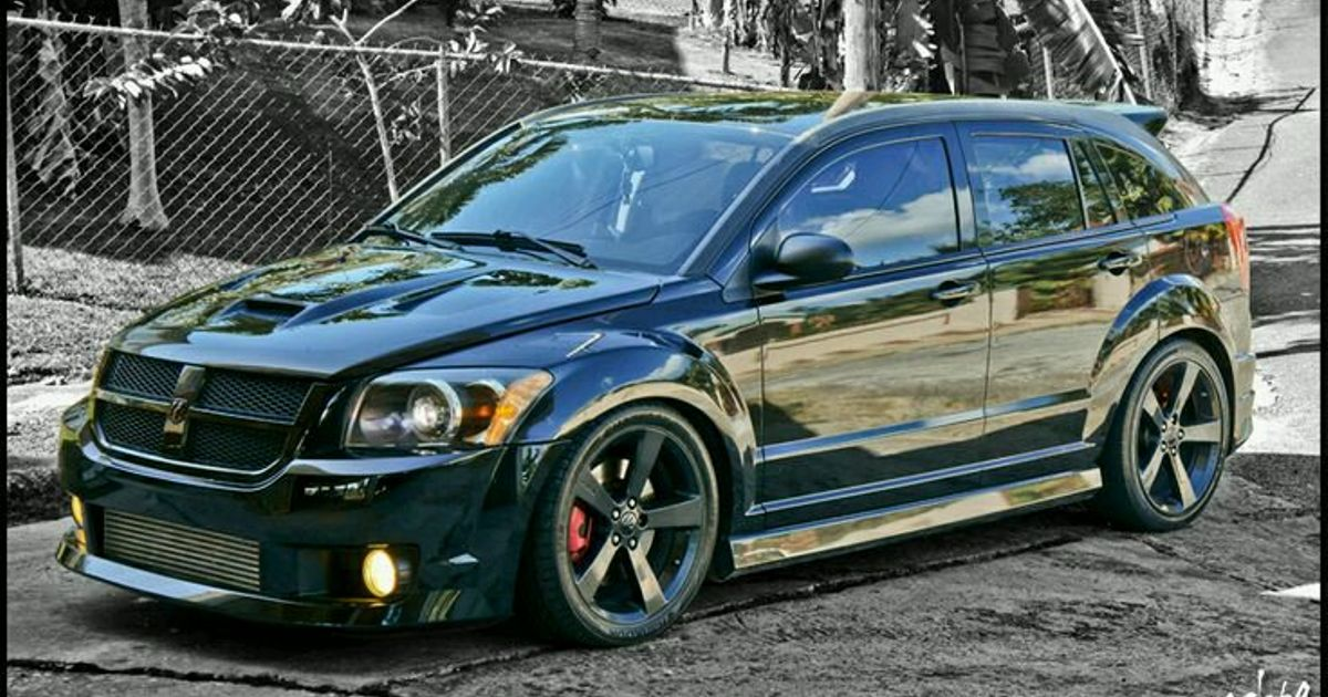 the forgotten cars the dodge caliber srt 4 theforgottencars. Black Bedroom Furniture Sets. Home Design Ideas