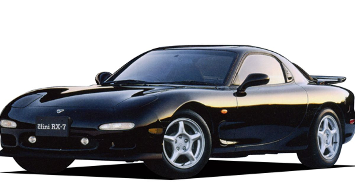 """What is an """"Efini"""" RX-7?"""