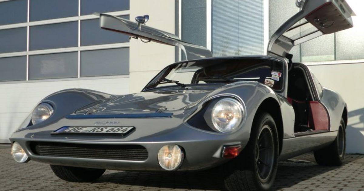 Melkus RS 1000 - The Socialist Supercar #blogpost