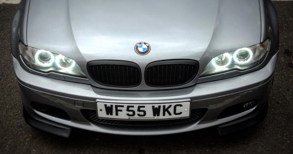 Has Anyone Else Installed Angel Eyes In A Facelift Coupe Worst Car Job Ever