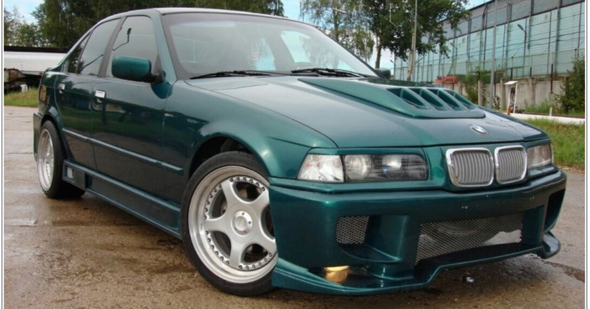 Rice Bmw E36 1 8 Quot M Pack And S Line D