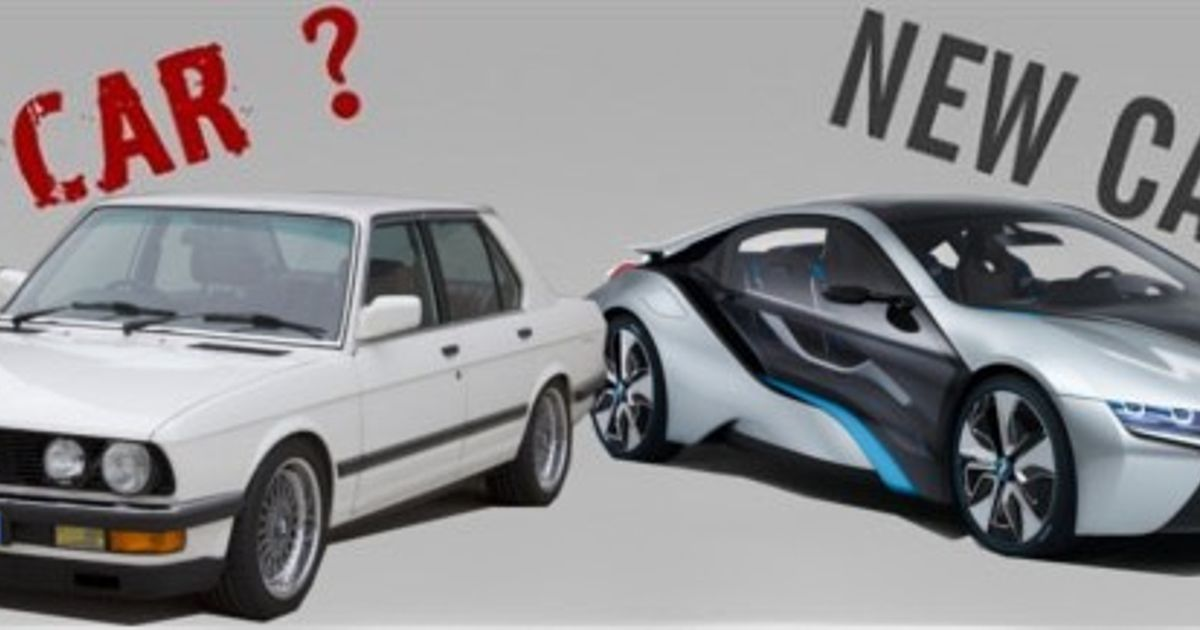 old cars vs new cars essay Buying a new or used car new cars cost more than used cars a new car is at the very peak of its (such as a former lease car that's only 2-3 years old).
