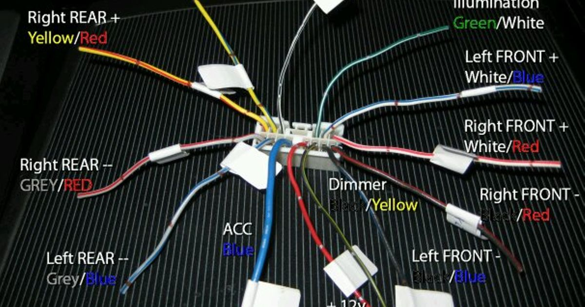 radio wiring diagram for 2gs