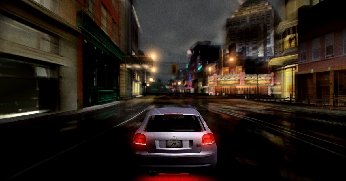Need For Speed Underground 2 Mods idea gallery