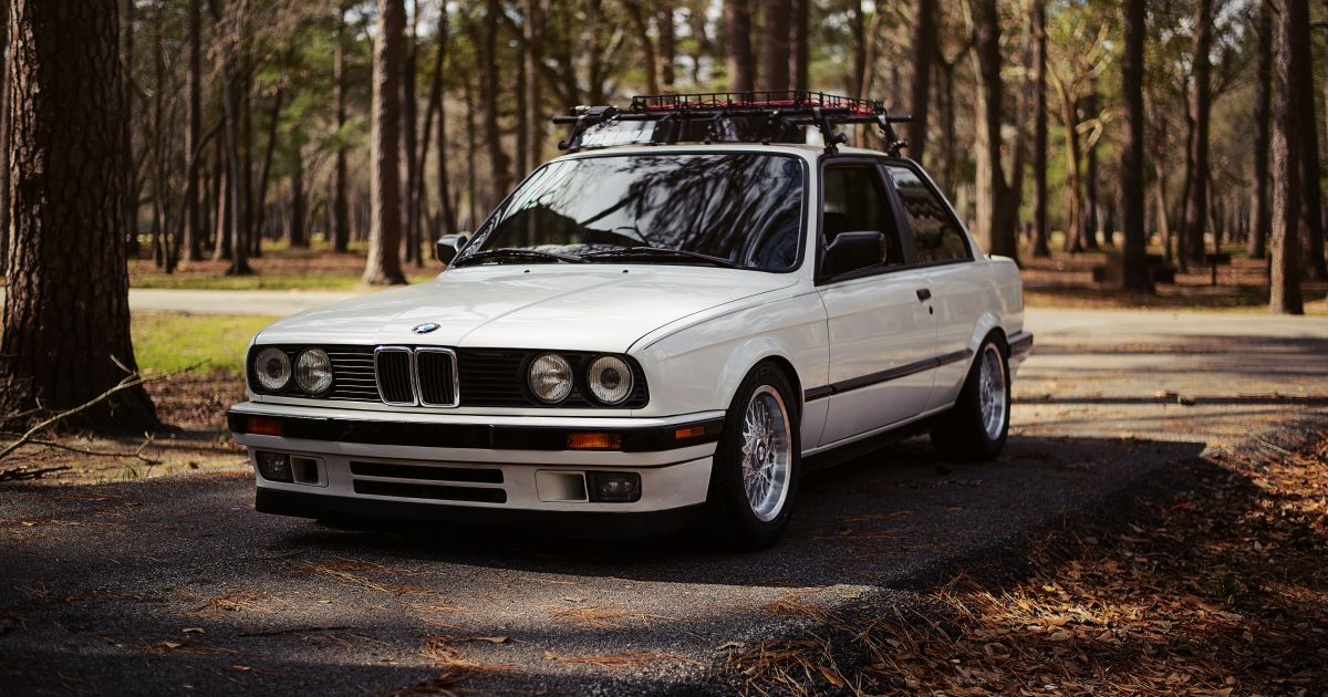 So You Want To Modify Your E30