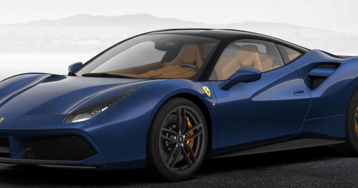 Check out this Ferrari configurator!