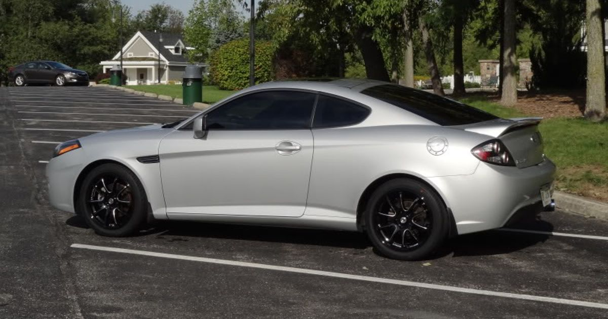 car of the week hyundai tiburon car of the week hyundai tiburon