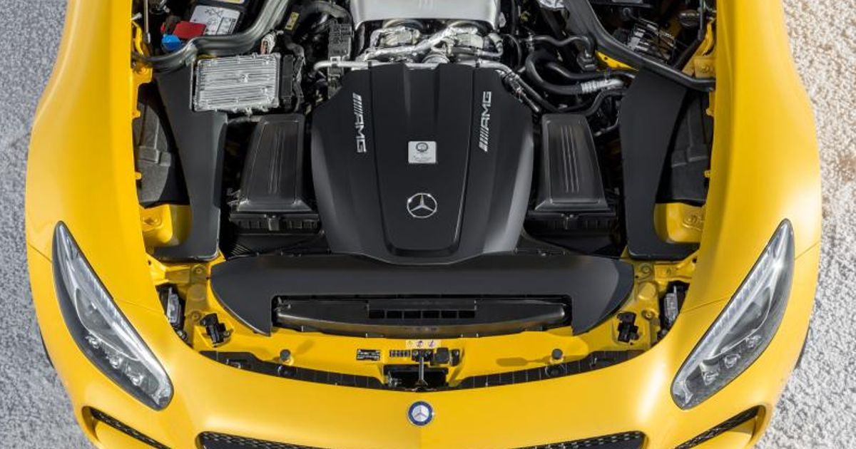 What Is A Hot V Turbo Engine Layout And What Benefits Does It Have?