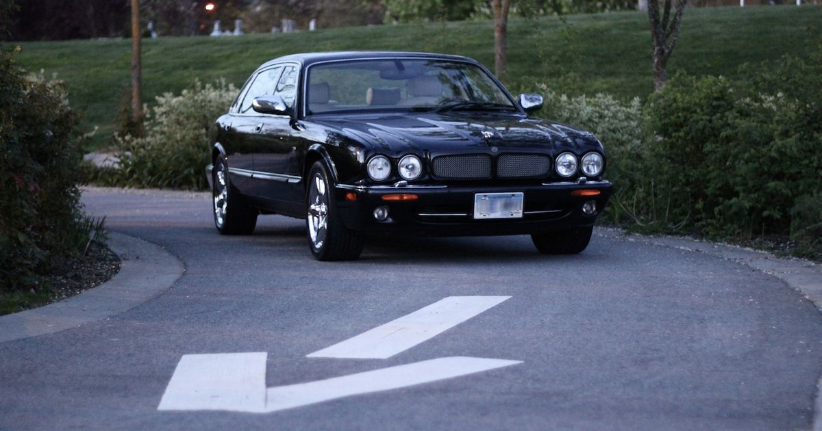 Jaguar Xjr X308 Shadow Cat