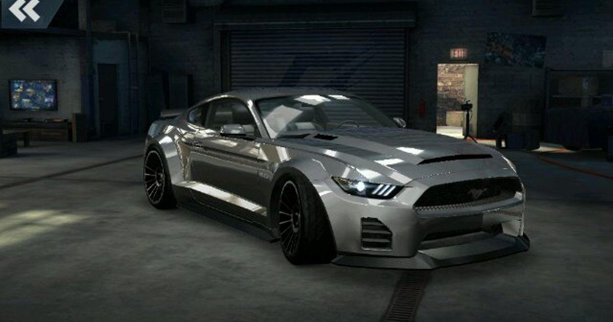 Mustang Gt Nfs No Limits