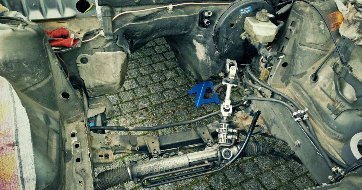 E36 Steering Rack M50 Swap Bmw E30 3 Series Forum