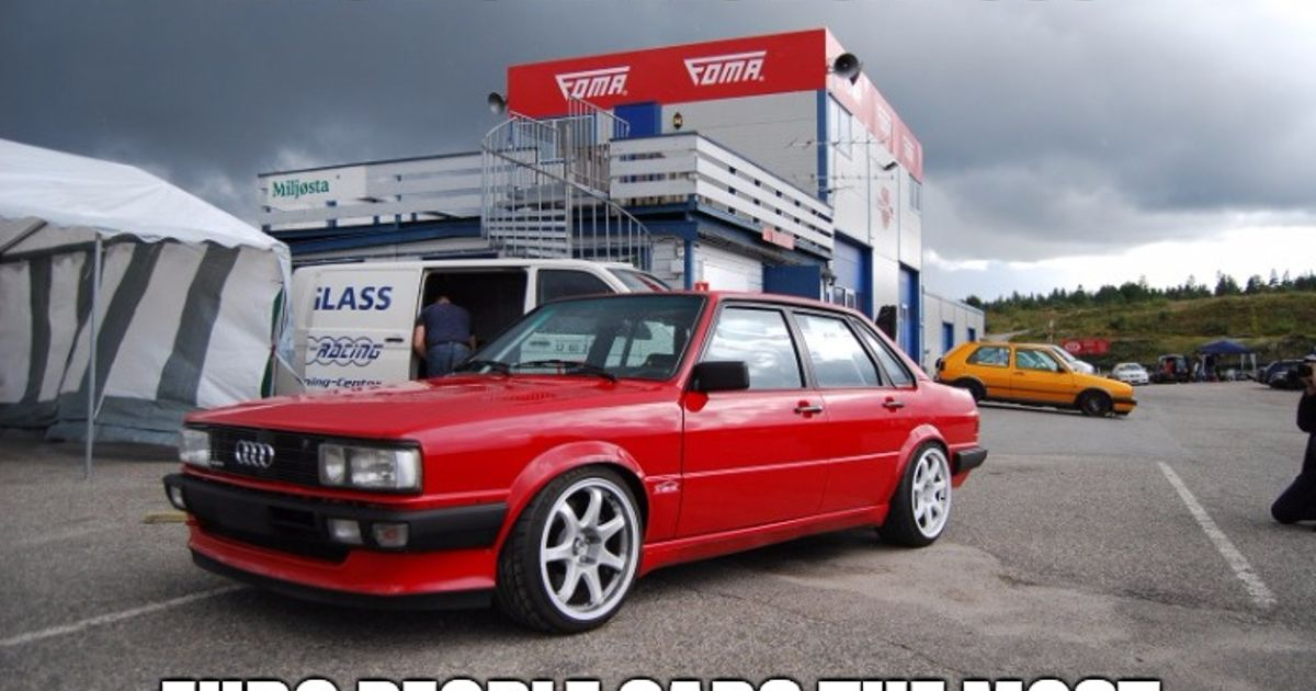 Who Else Likes Boxy Euro Sedans Wagons Coupes And