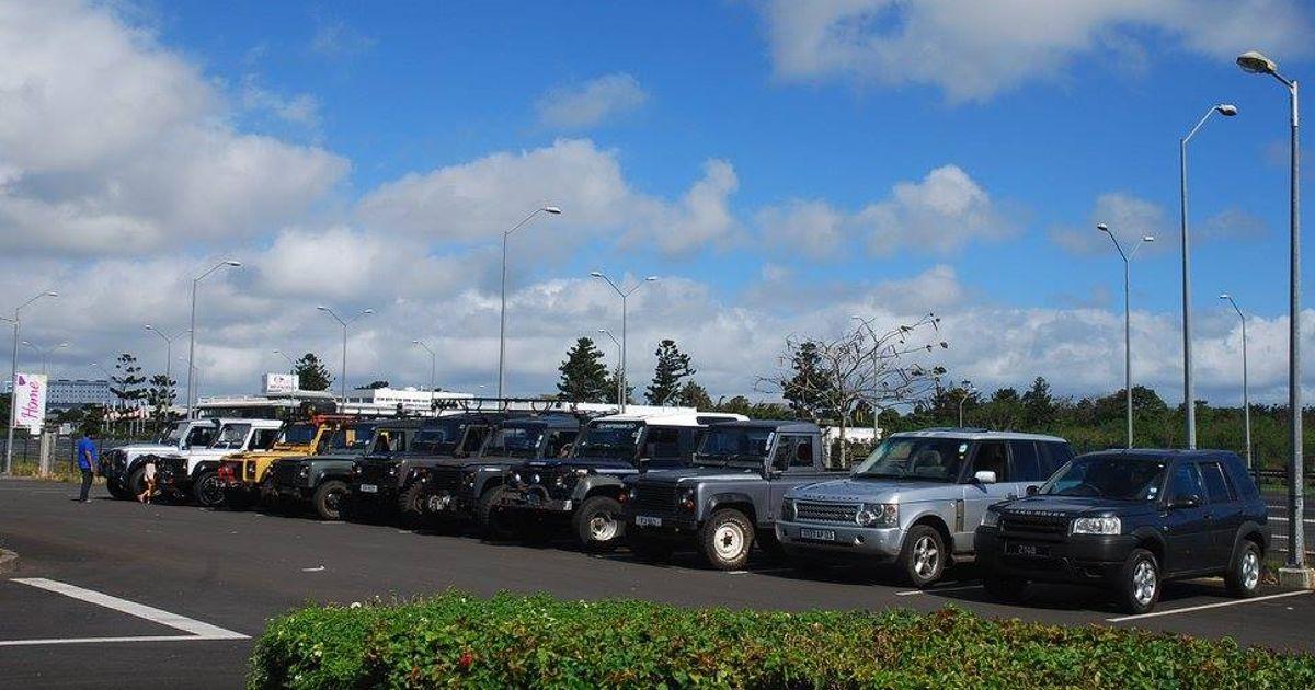 Land Rover Club