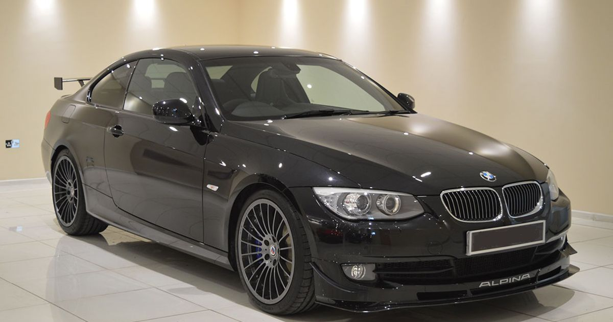 This Alpina B3 Gt3 Is An M3 Gts Without The Bonkers Price Tag
