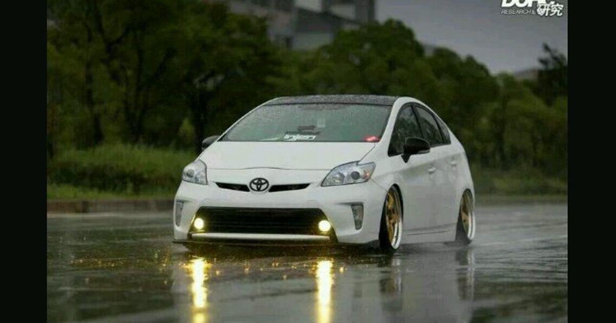 Toyota Prius tuning #11