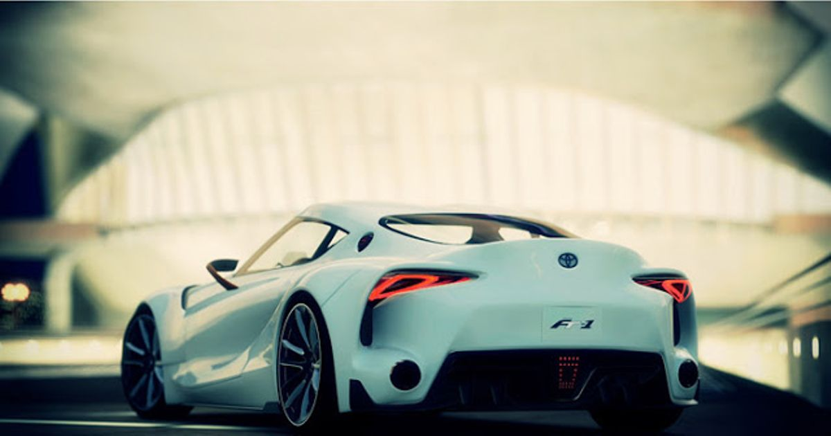 Toyota Ft1 Price >> The #ToyotaSupra FT-1 Release Date and Price
