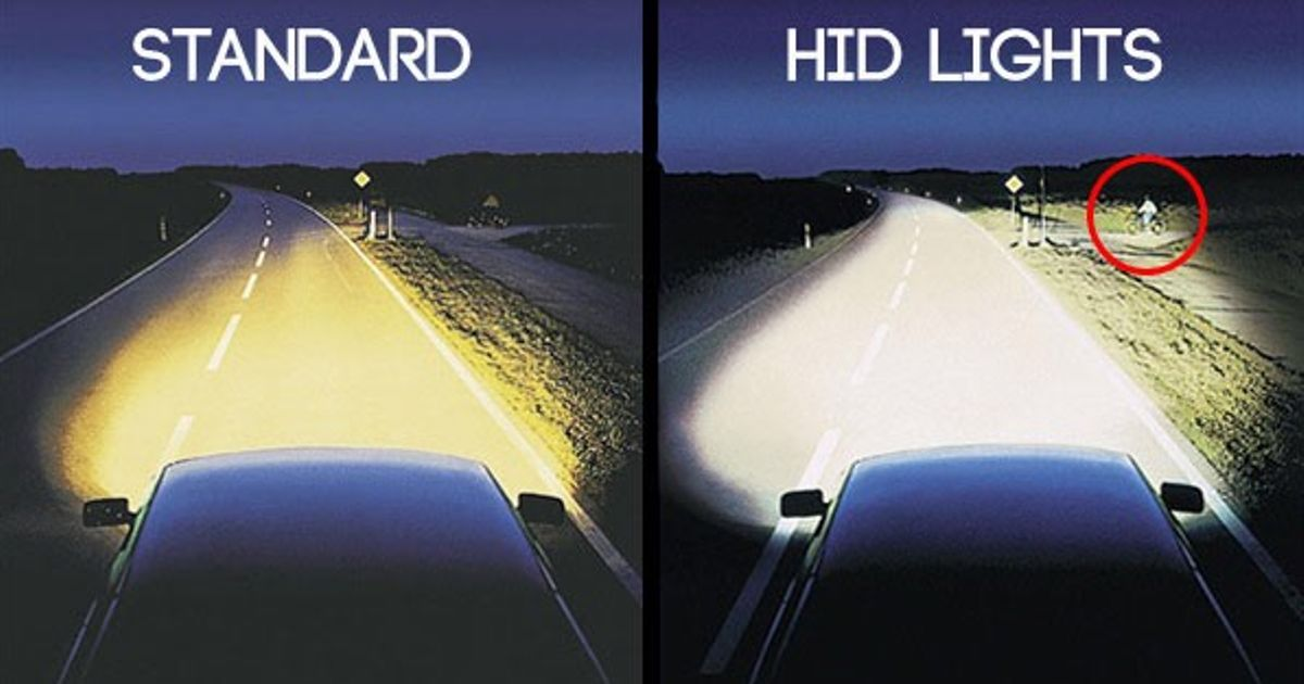Installing HID lights for old cars, yes or no?