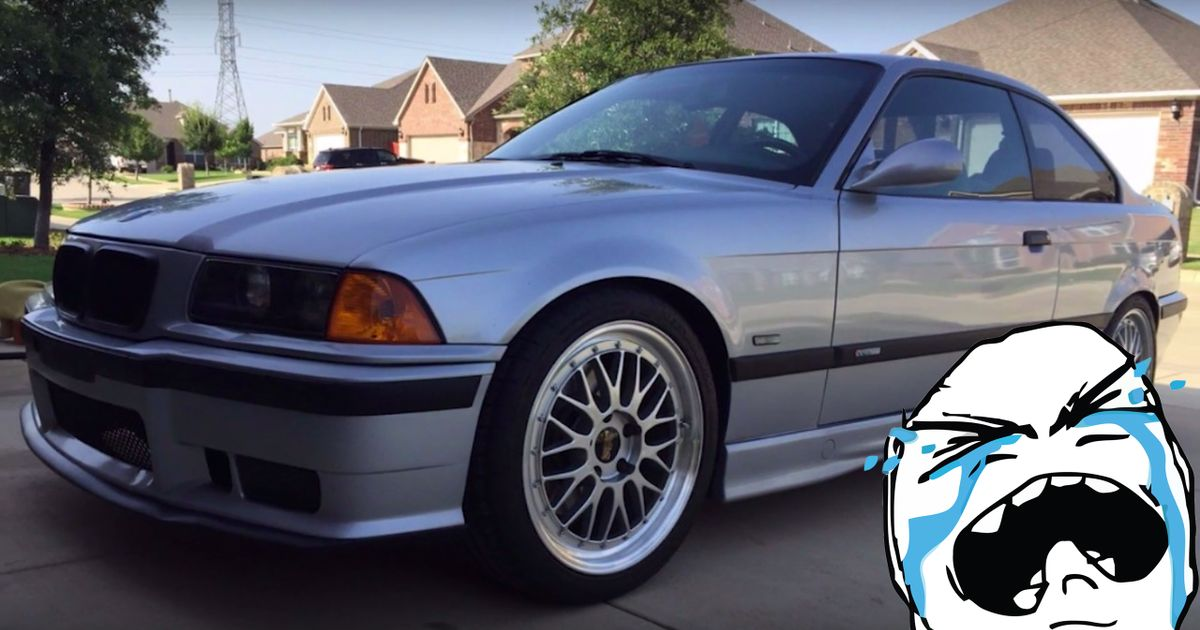 8 Ways American E36 M3 Buyers Got Completely Screwed Over