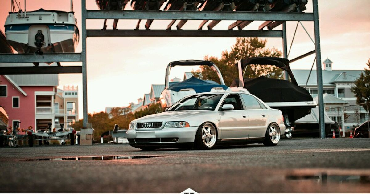 Any Audi B5 A4 S4 Phone Wallpapers