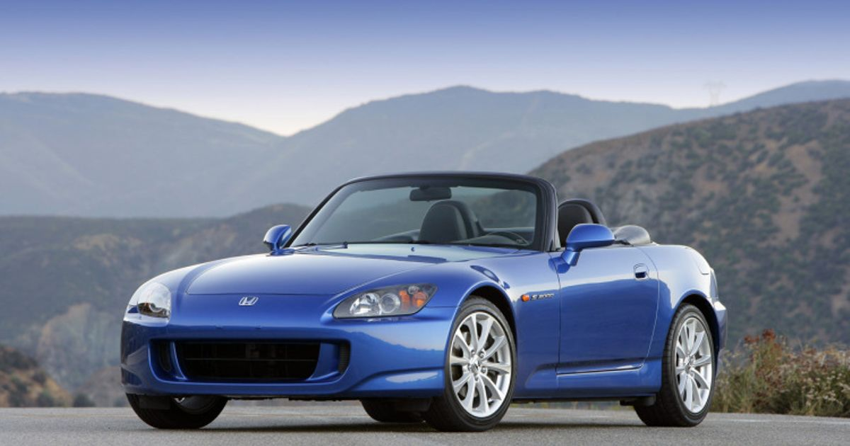 A Type R-Engined Honda S2000 Is Reportedly Arriving In 2024