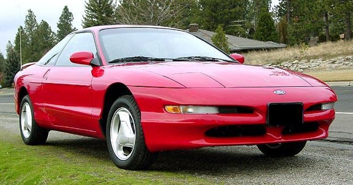 The Ford Probe A Defense