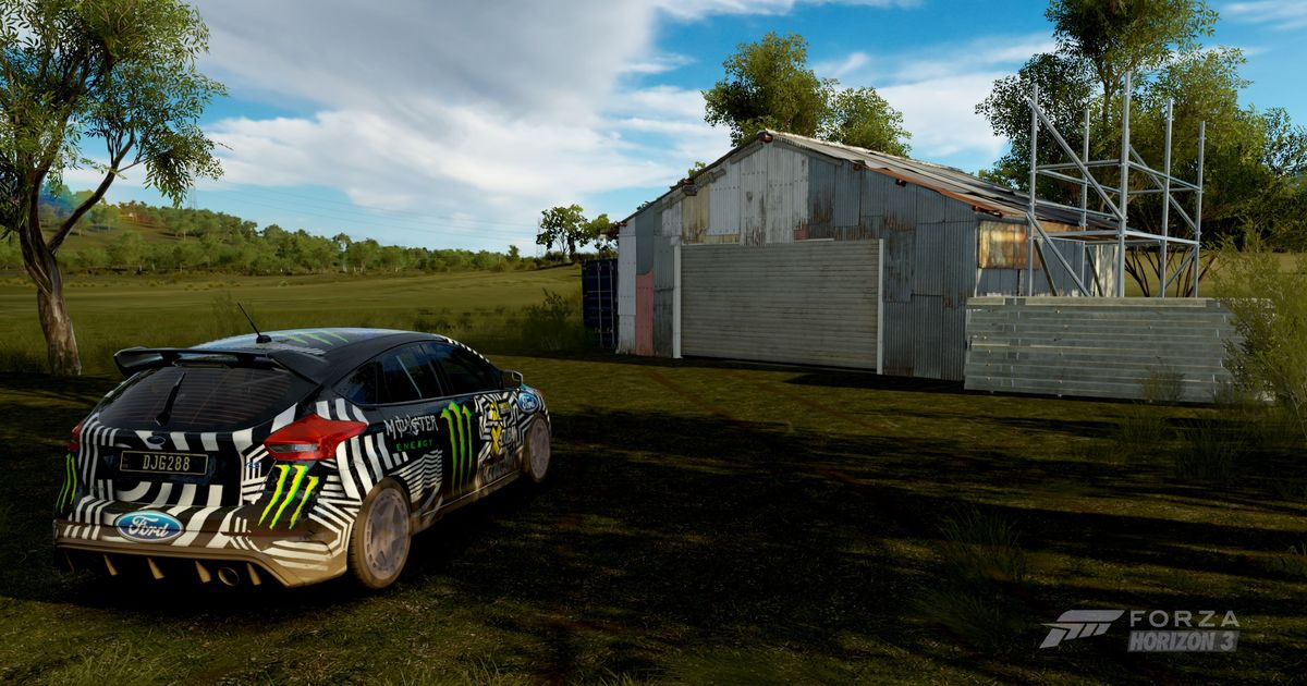 Possible 17th Barn Find!! (map location below)