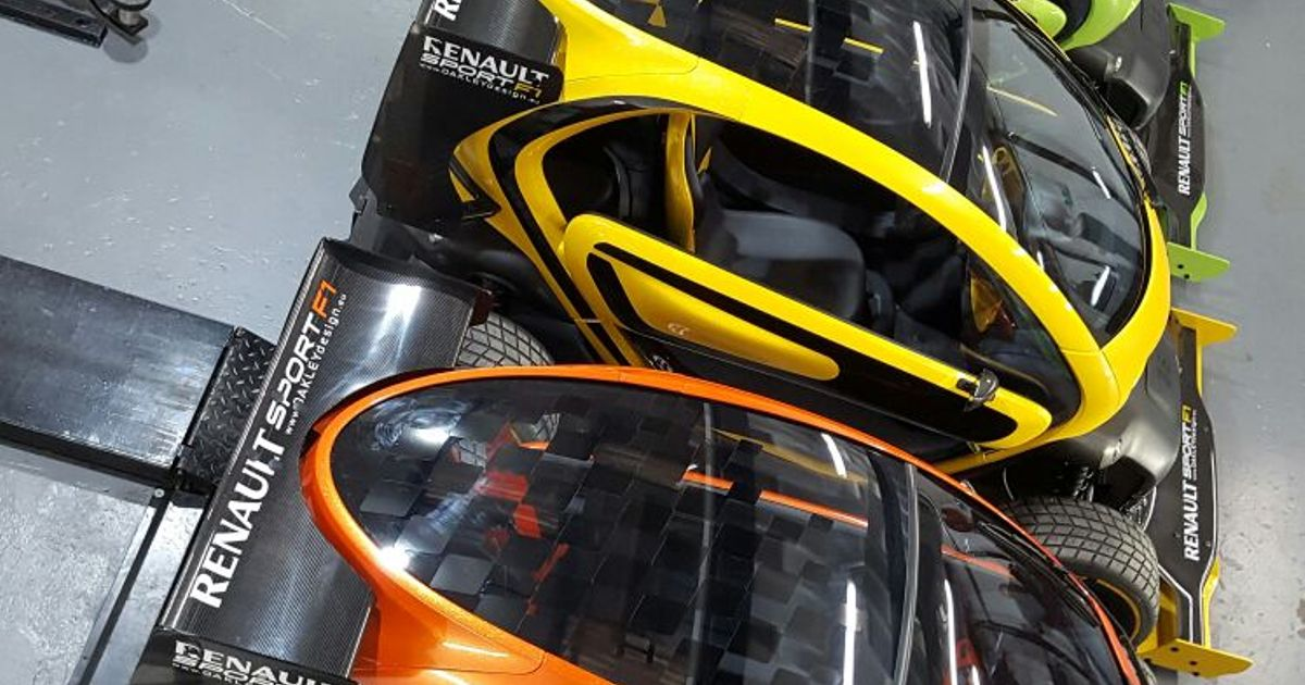 Introducing The Recently Launched Oakley Design Renault