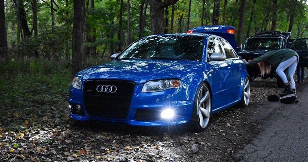 2007 Audi Rs4 B7