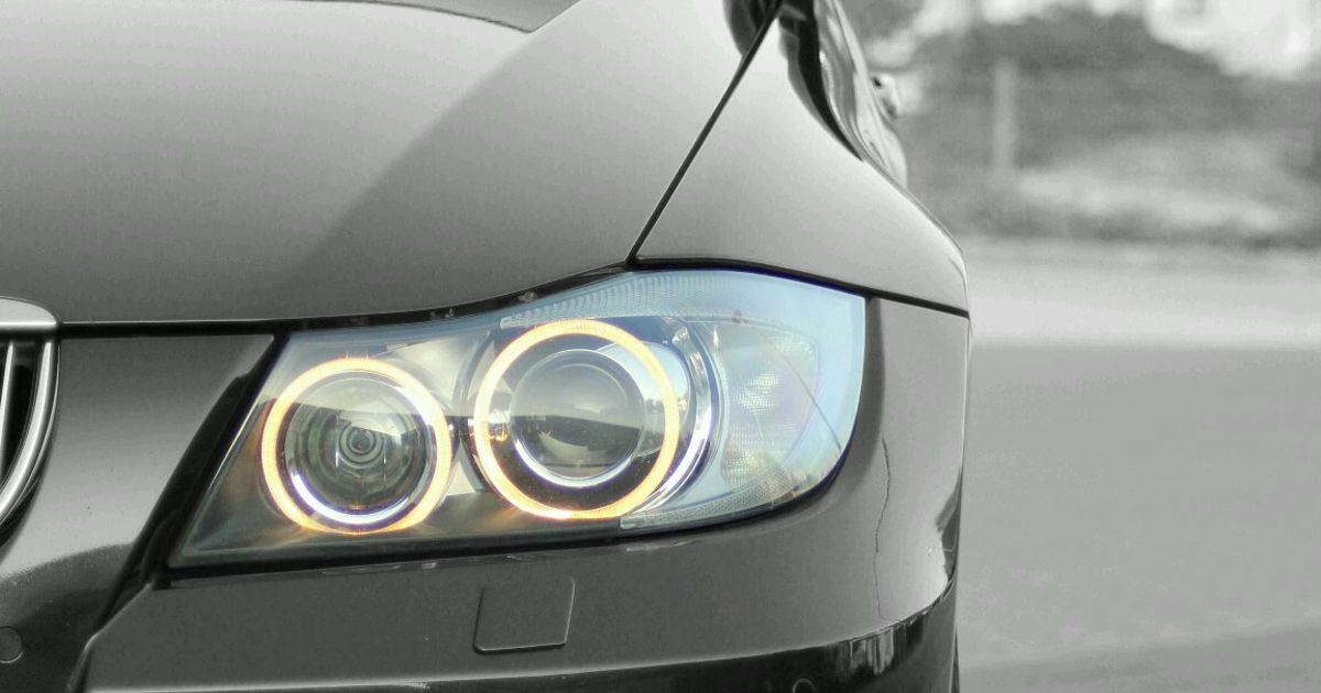 Bmw E90 Phone Wallpaper That I Made Today