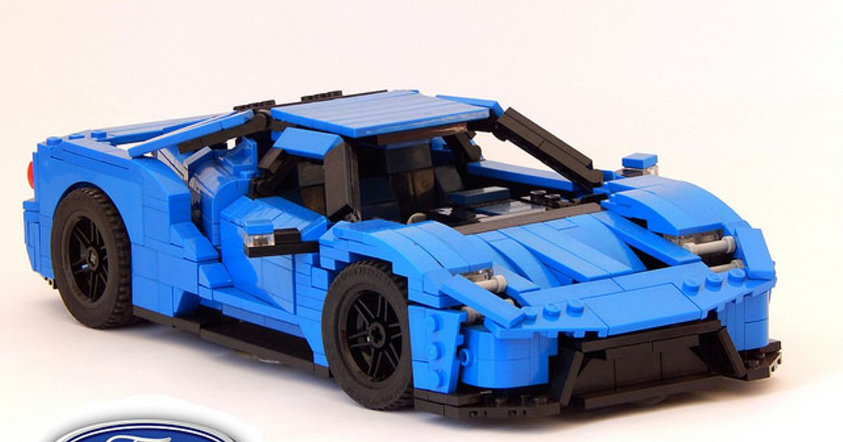 7 Amazing Lego Car Creations That Need Your Support