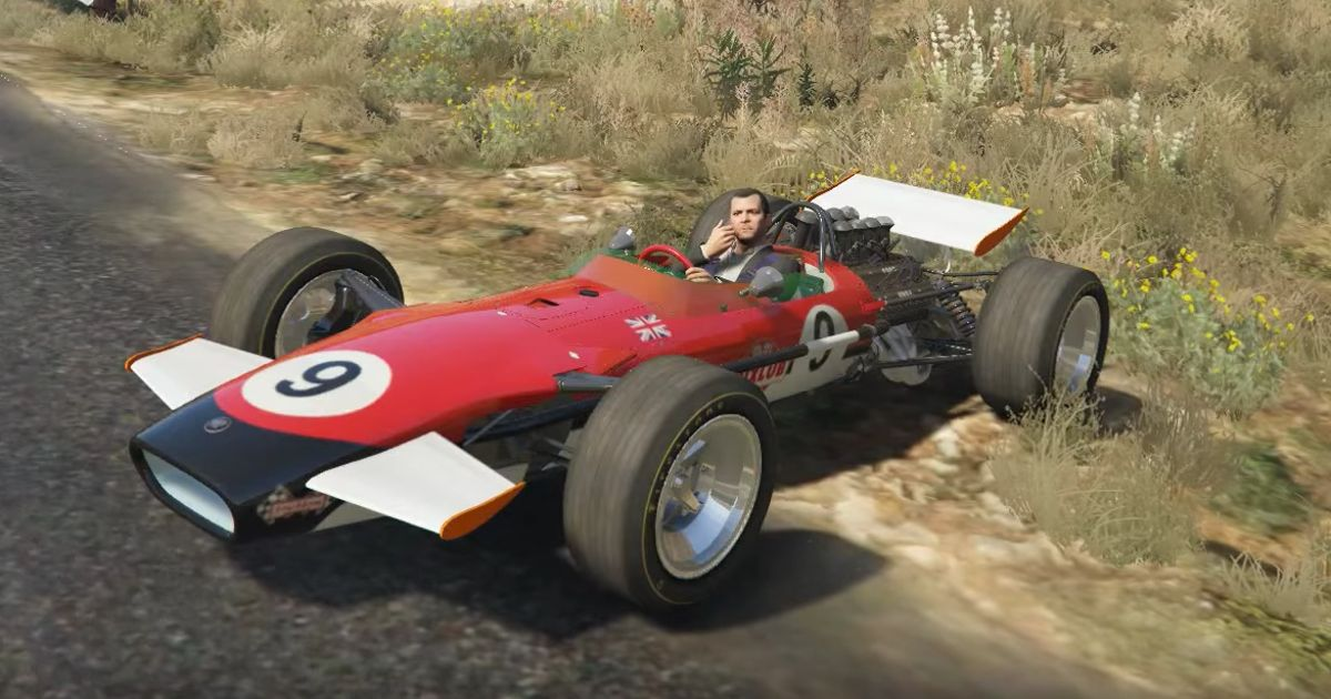 Incredible Gta V Mods That Put Race Cars In The Game