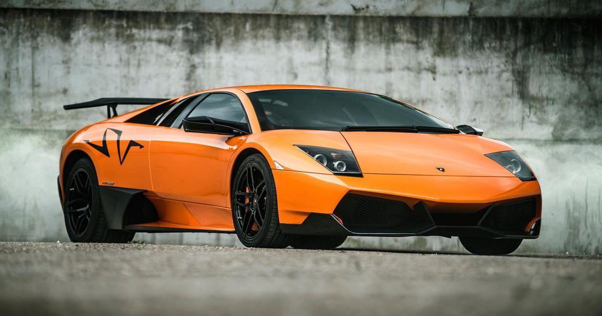 Mydreamgarage 313 Lamborghini Murcielago Sv