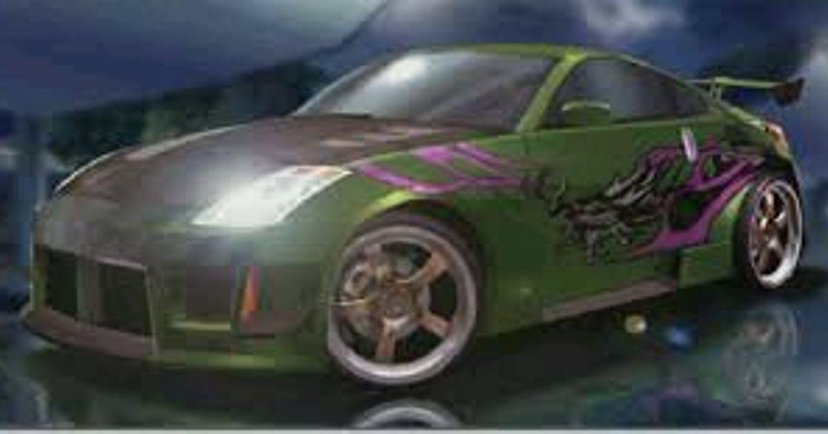 #famousrides Rachel Teller's Nissan 350z from Need For ...