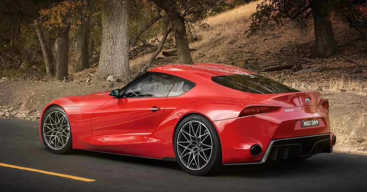 Sports Cars That Look Like The New Toyota Supra