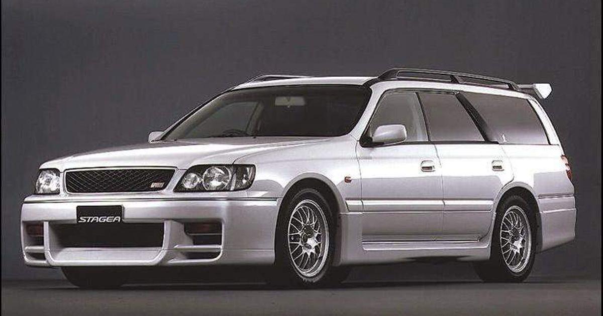 Nissan Stagea Overhyped Blogpost