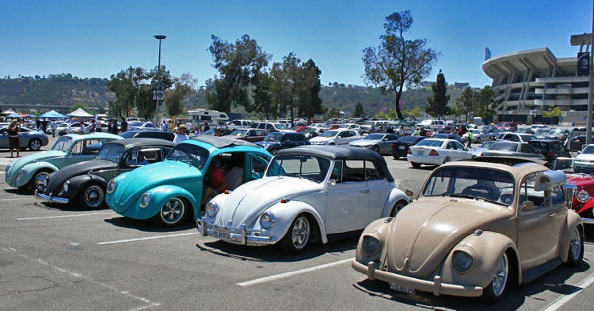 Five Ways of Modifying Volkswagen Bugs That Change it's Purpose of