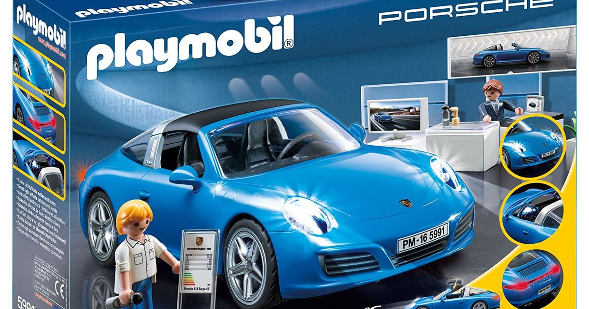 you can buy a playmobil porsche 911 targa and it looks amazing. Black Bedroom Furniture Sets. Home Design Ideas