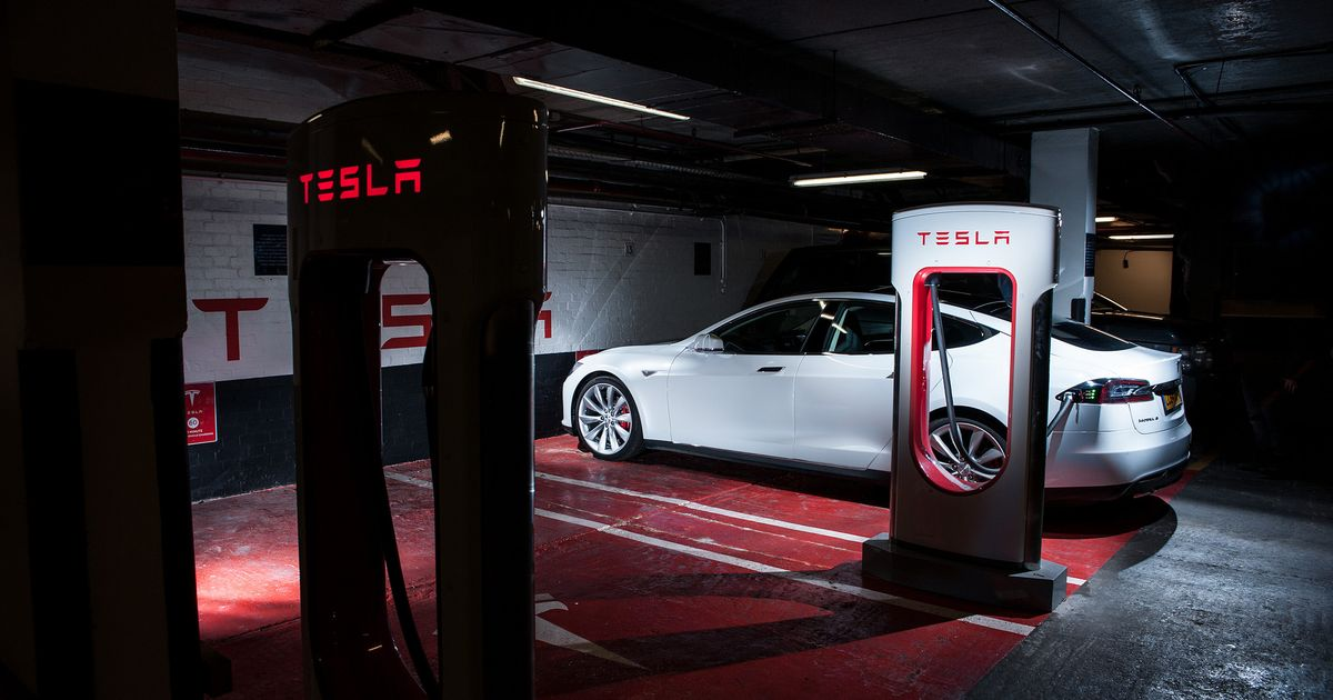 tesla has revealed how much supercharger access will cost future owners. Black Bedroom Furniture Sets. Home Design Ideas