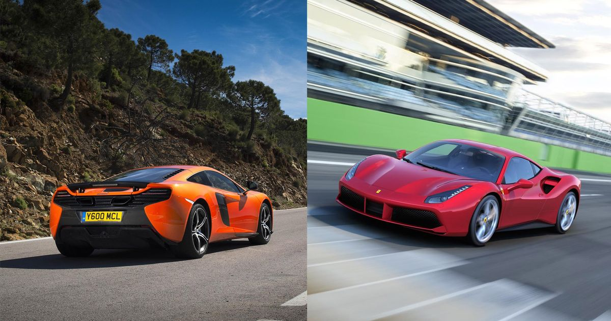 Can You Tell Which Of These Cars Is The Lightest