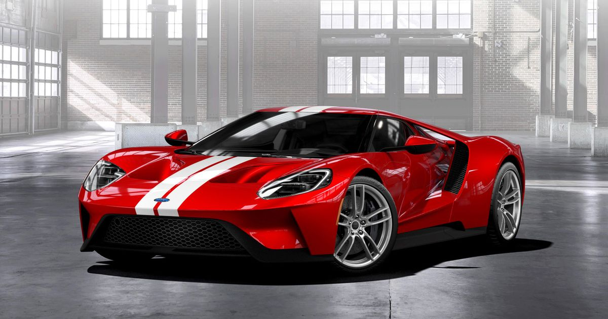 we finally know how much power the 2017 ford gt makes. Black Bedroom Furniture Sets. Home Design Ideas