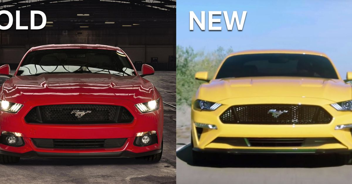 2018 ford mustang gt.  ford news and 2018 ford mustang gt