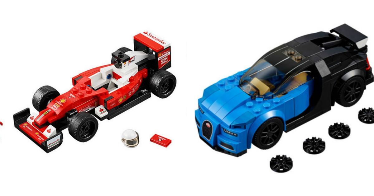 the new lego speed champions sets look absolutely incredible. Black Bedroom Furniture Sets. Home Design Ideas