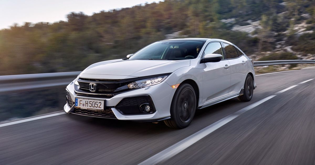 Lovely 2017 Honda Civic Sport Plus Review: The Angular New Hatch That Proves The  Type R Will Be Incredible