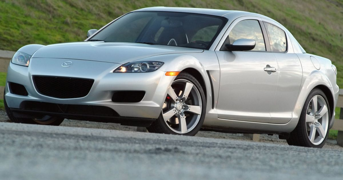 A History Of The Rx 8 And Why It Isnt As Bad As Everyone Says