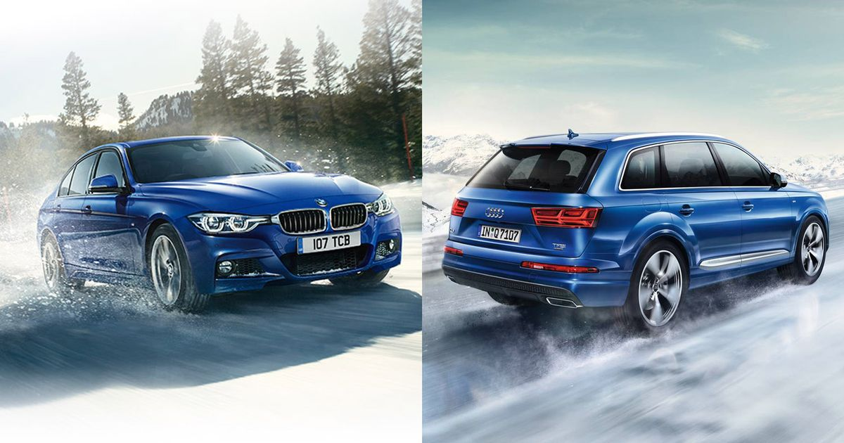 BMW XDrive Vs Audi Quattro How Do They Differ And Which Is Best - What car is better audi or bmw