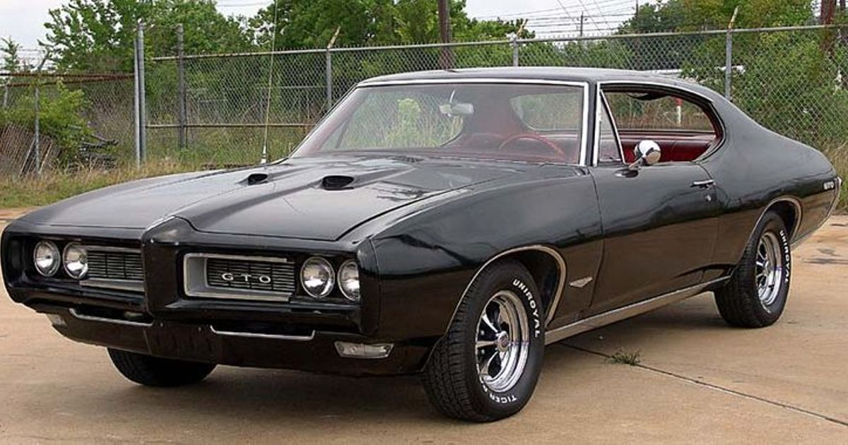 The best classic muscle cars of all time blogpost for Best american classic cars
