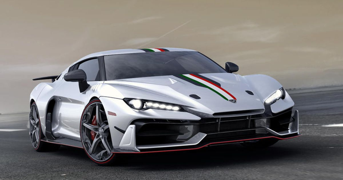 Styling House Italdesign Is About To Launch An Based Supercar